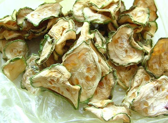 Что приготовить из сушёных кабачков