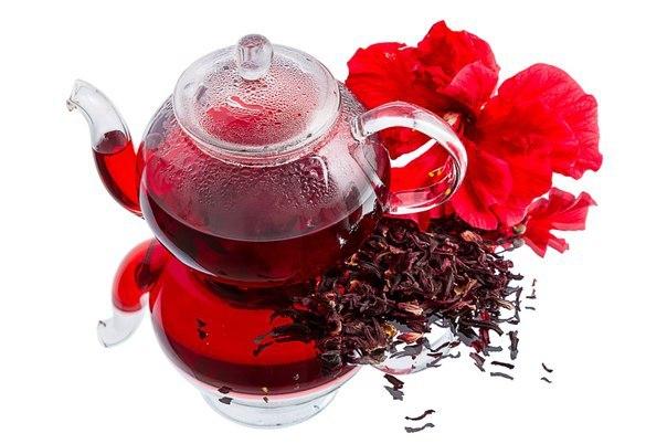 Каркаде чай польза и вред для организма