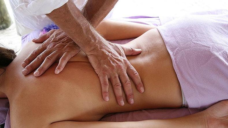 Видео секса во время массажа топик