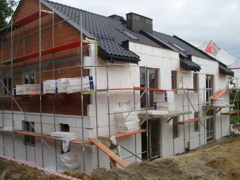 Утепление стен пенопластом, наружное утепление стен домов в харькове