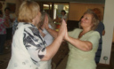 Rivne Pensioners Have Tried the Medical Dancing Therapy