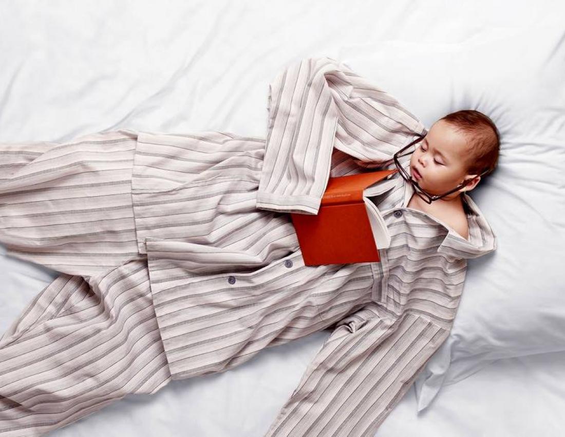 Снимаю одежду когда сплю