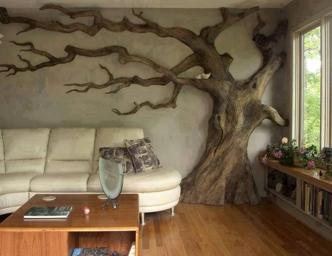 Декор квартиры своими рукам