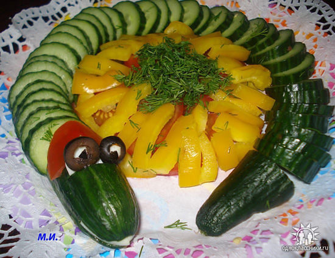 Рецепты блюд из овощей для детей фото