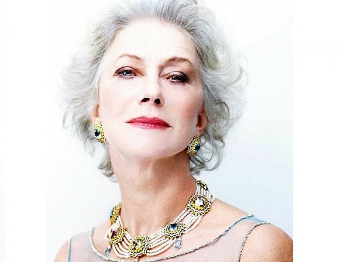 Макияж для женщины за 60лет