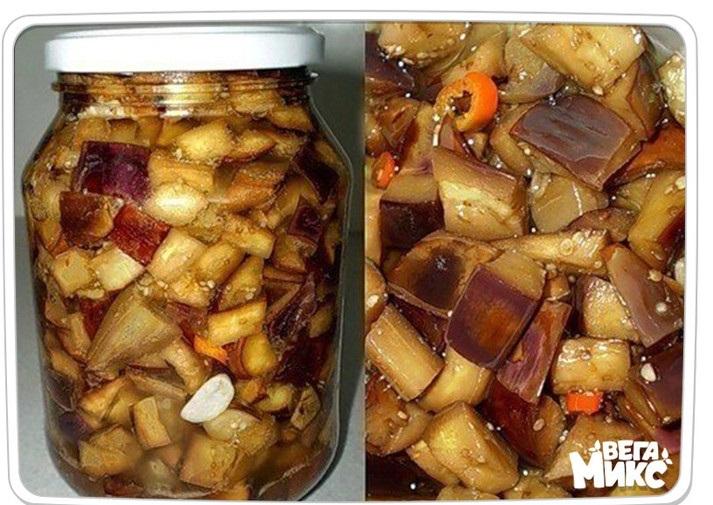Жареные баклажаны под грибы рецепт