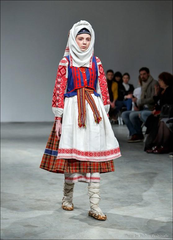 Жіноче святкове вбрання. Регіон – Західне Полісся (Рівненська область d52751f86d576