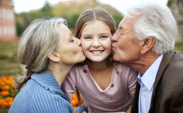 Роль бабушки и дедушки в воспитании внуков, Новости, Всеукраинская ассоциация пенсионеров