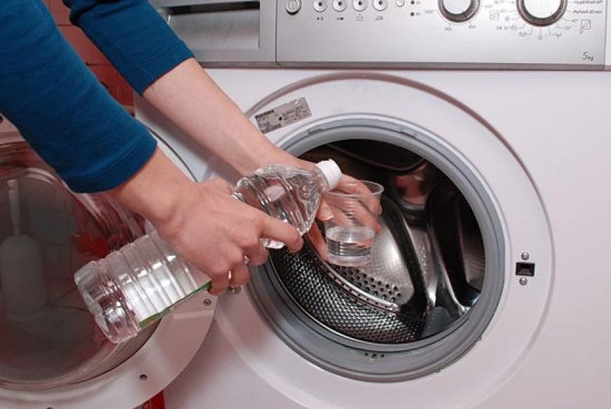 Как в домашних условиях почистить машину от накипи