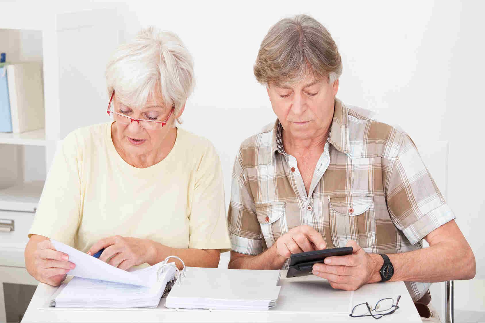На сколько вырастут пенсии работающих пенсионеров