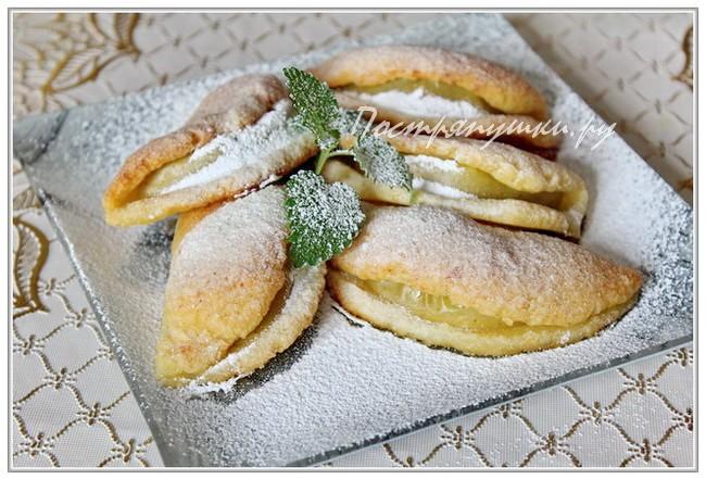Печенье из творога рецепт вкусно