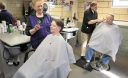 Seniors at work: Running barber shop doesn't feel like work to this couple